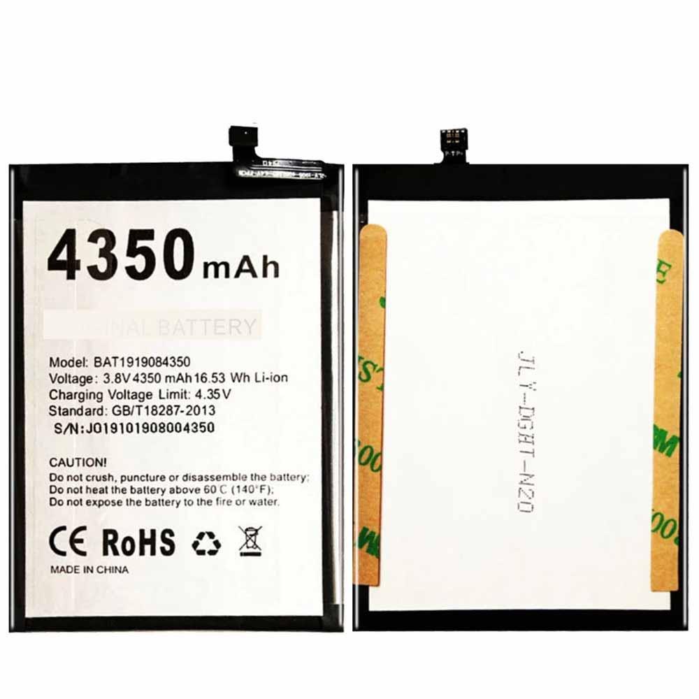 Doogee BAT1919084350 battery