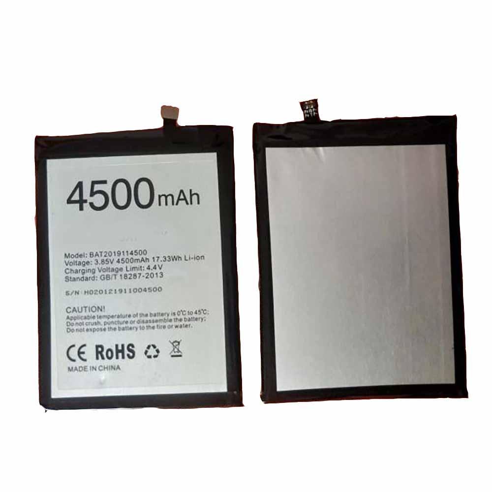 Doogee BAT2019114500 battery
