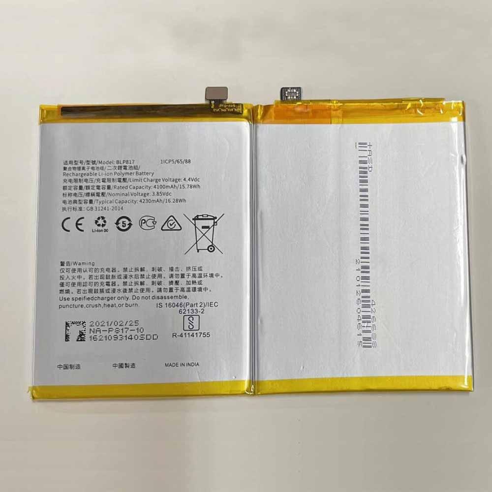OPPO BLP817 Smartphone Akku