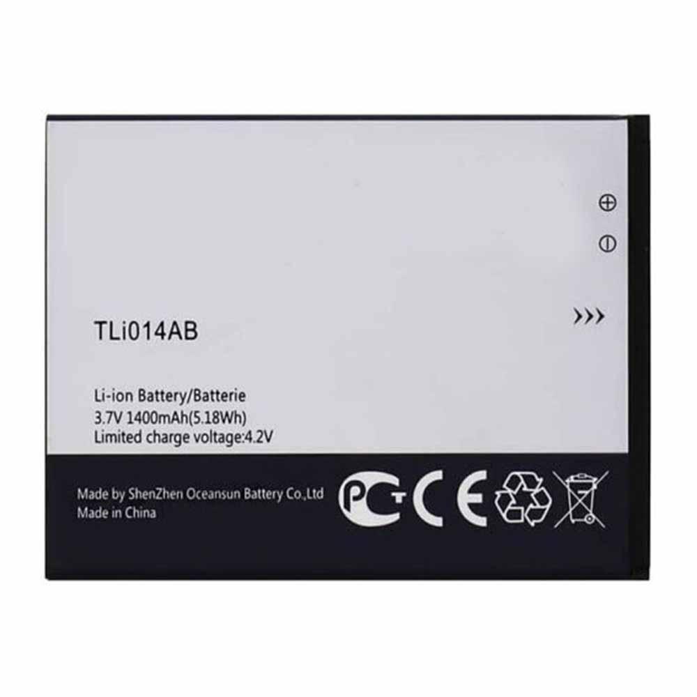 Alcatel TLi014AB Smartphone Battery