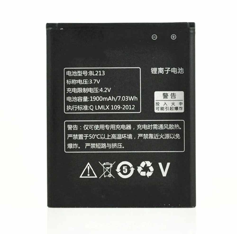 BL213 smartphone-battery