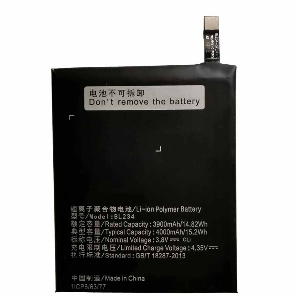 BL234 smartphone-battery