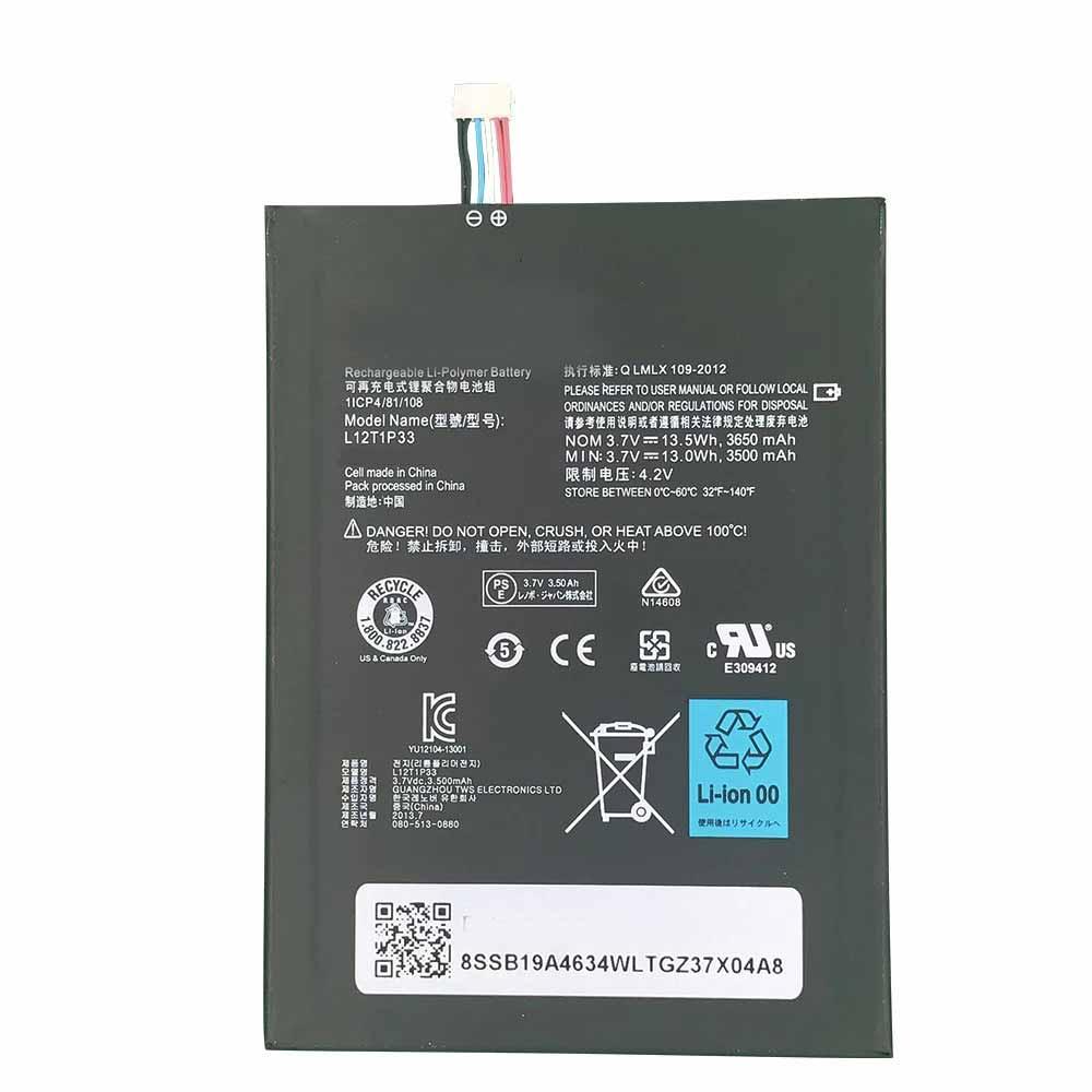 L12T1P33 tablet-battery