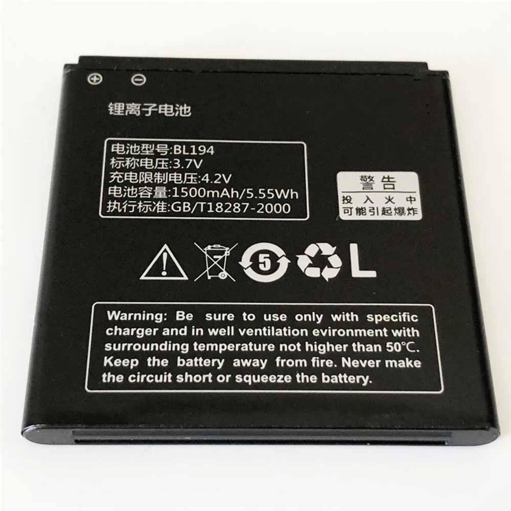 Lenovo BL194 battery