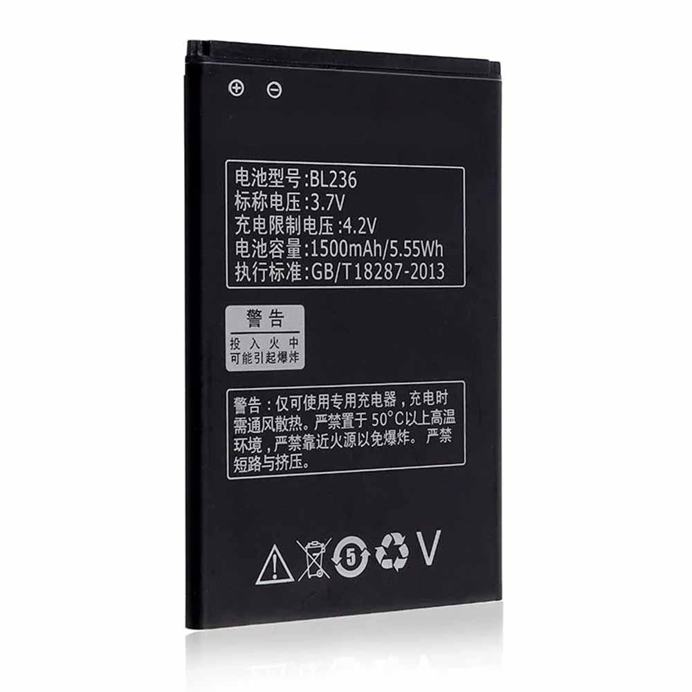 Lenovo BL236 battery