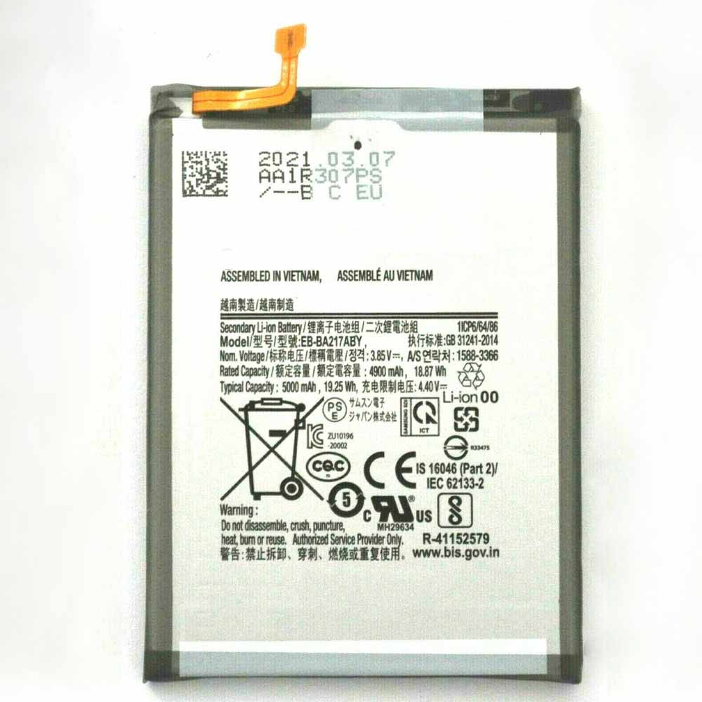Samsung EB-BA217ABY battery