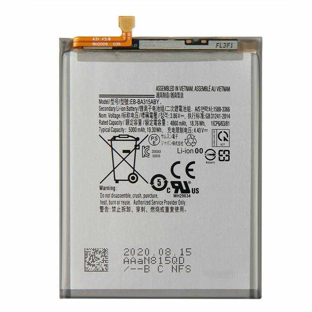 Samsung EB-BA315ABY battery