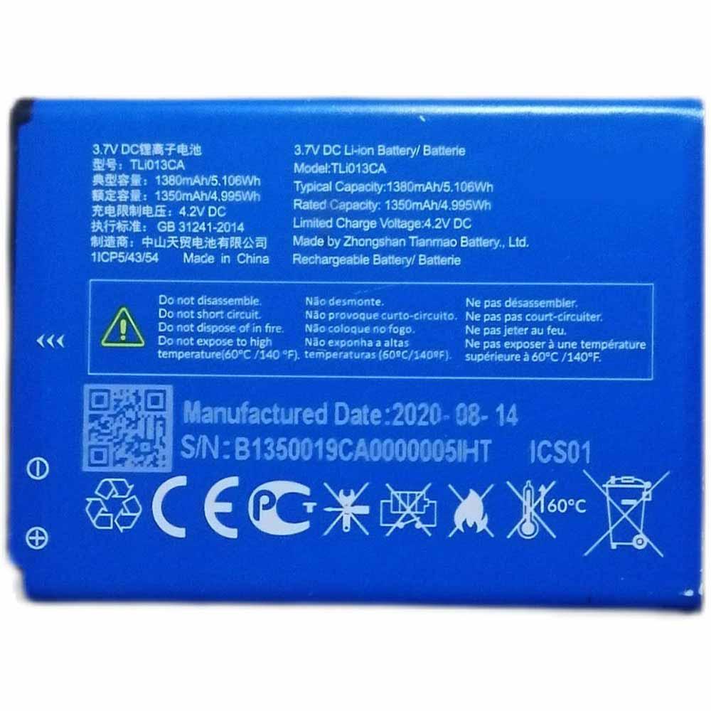 AlcatelTLI013CA Tablet Battery