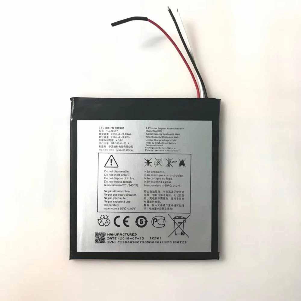 Alcatel TLp025F7 Tablet Akku