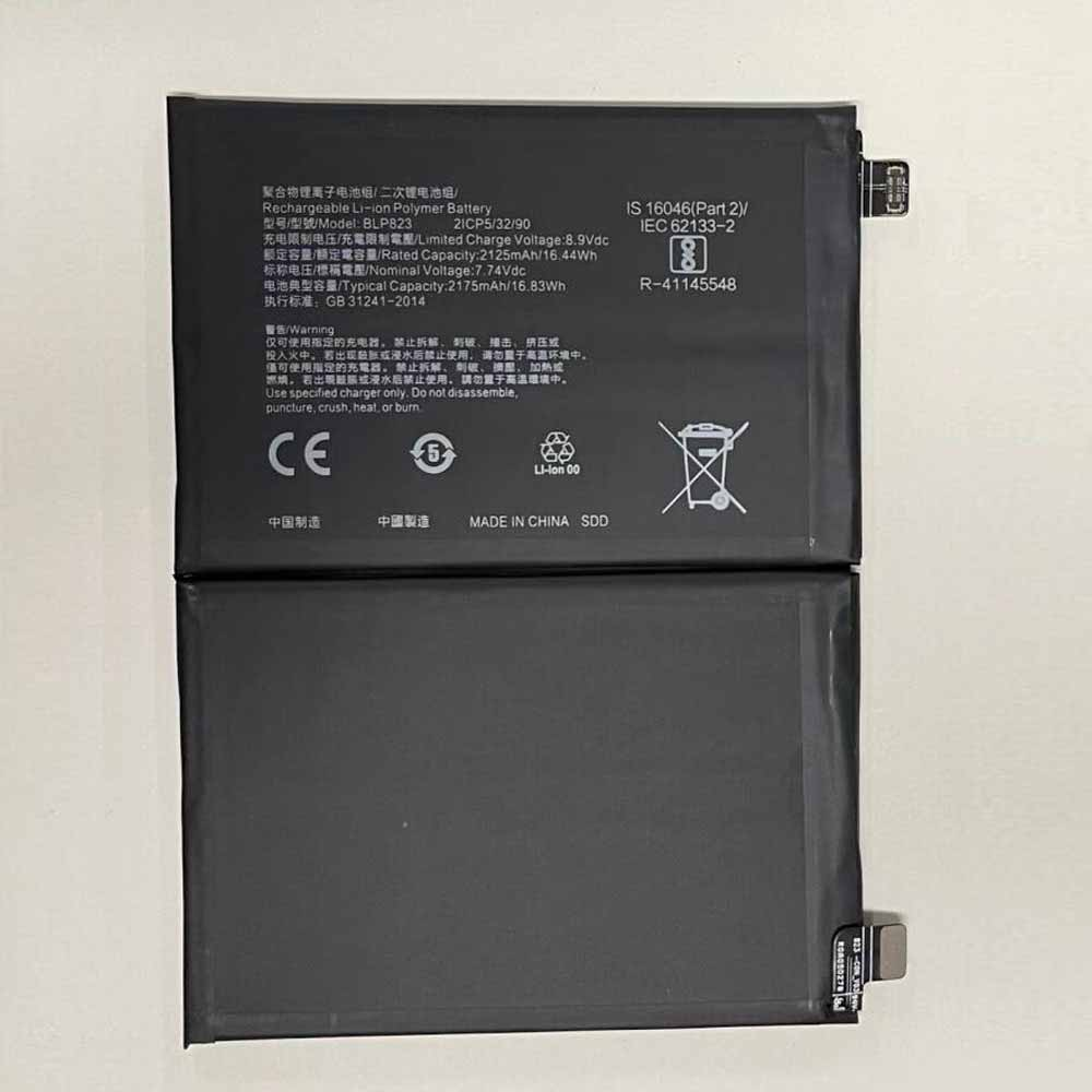 BLP823 smartphone-battery