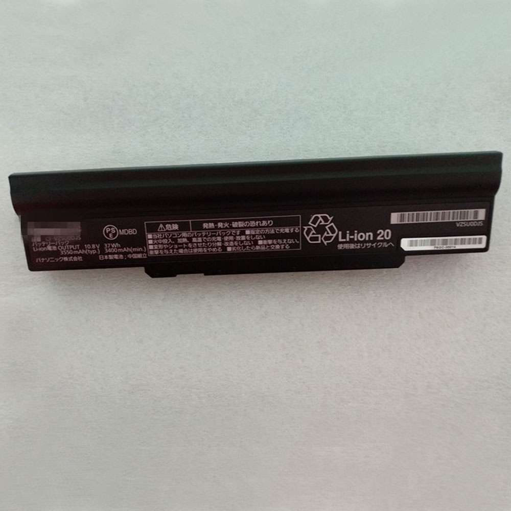 Panasonic CF-VZSU0DJS replacement battery
