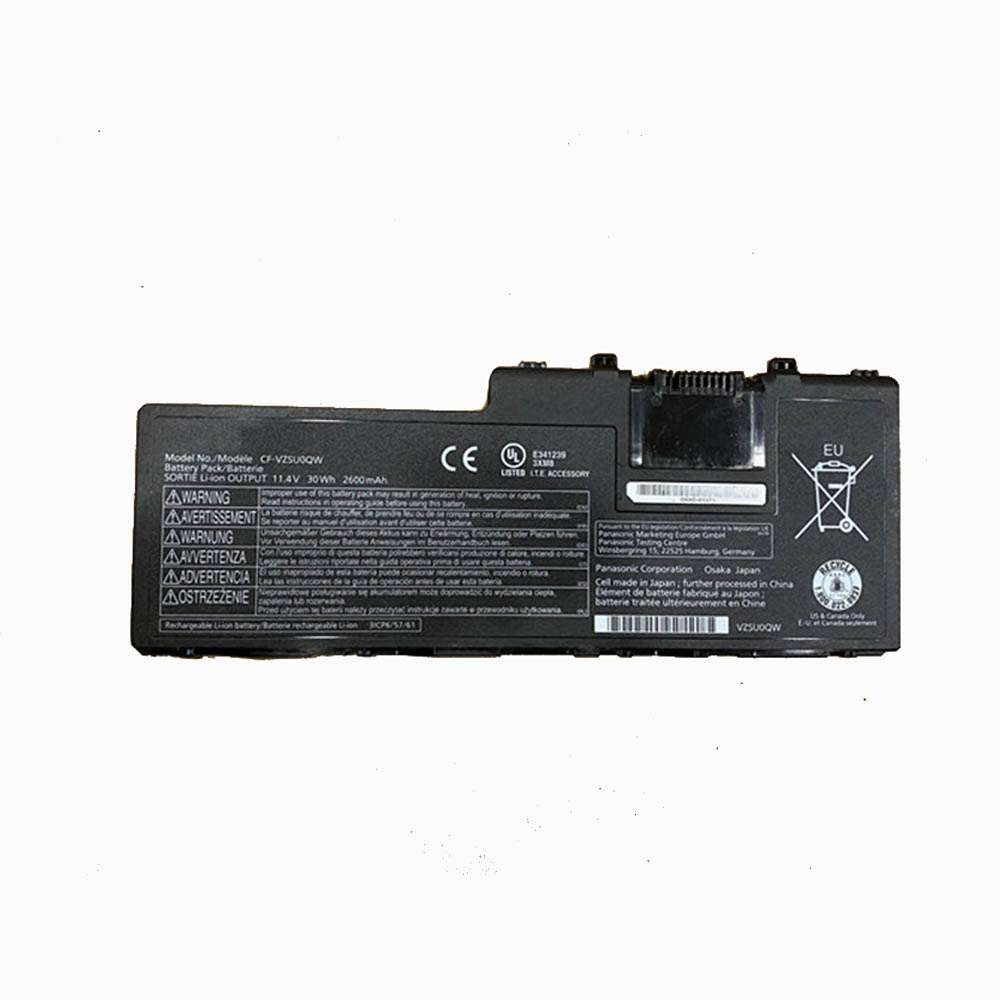 Panasonic CF-VZSU0QW replacement battery