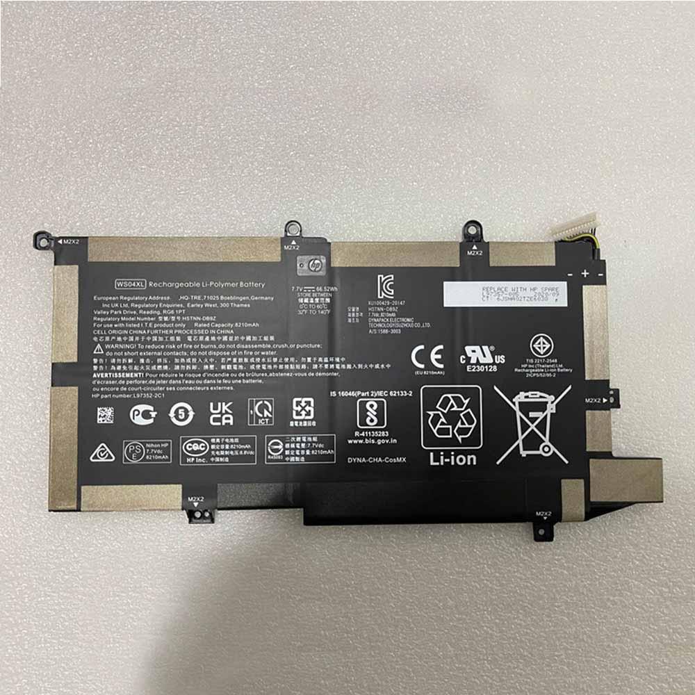 HP WS04XL Laptop Battery