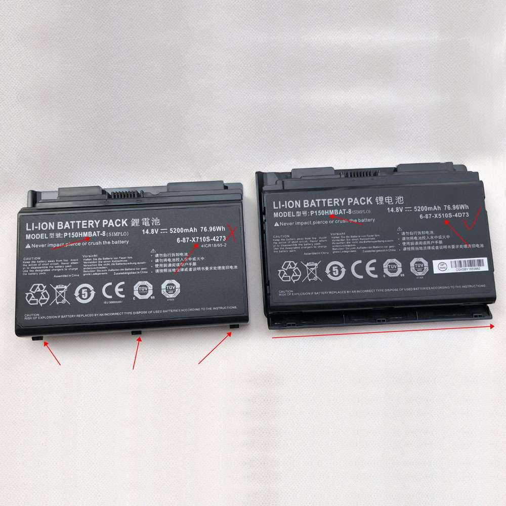 Clevo 6-87-X510S-4D72