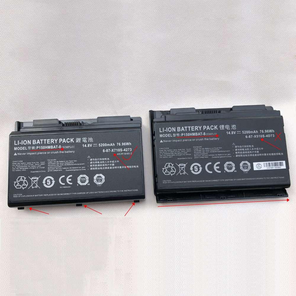 Clevo 6-87-X710S-4J72