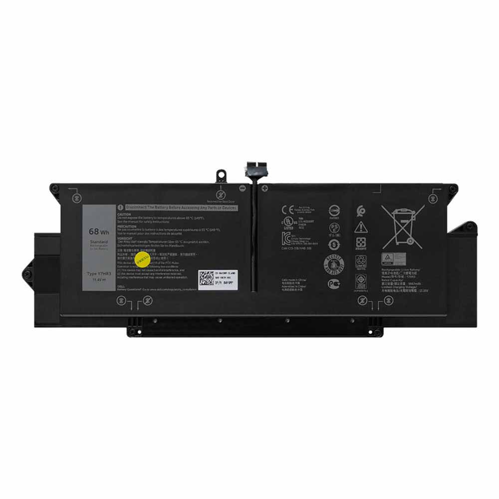 Dell Y7HR3 replacement battery