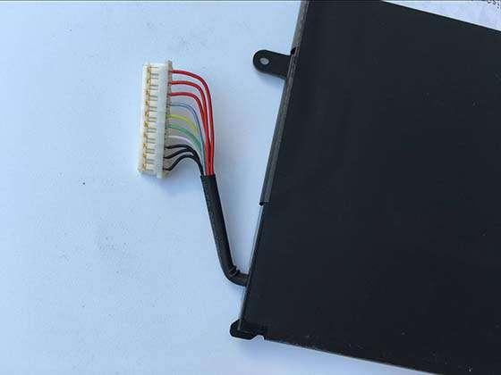 Dell YN6W9 Laptop Akku