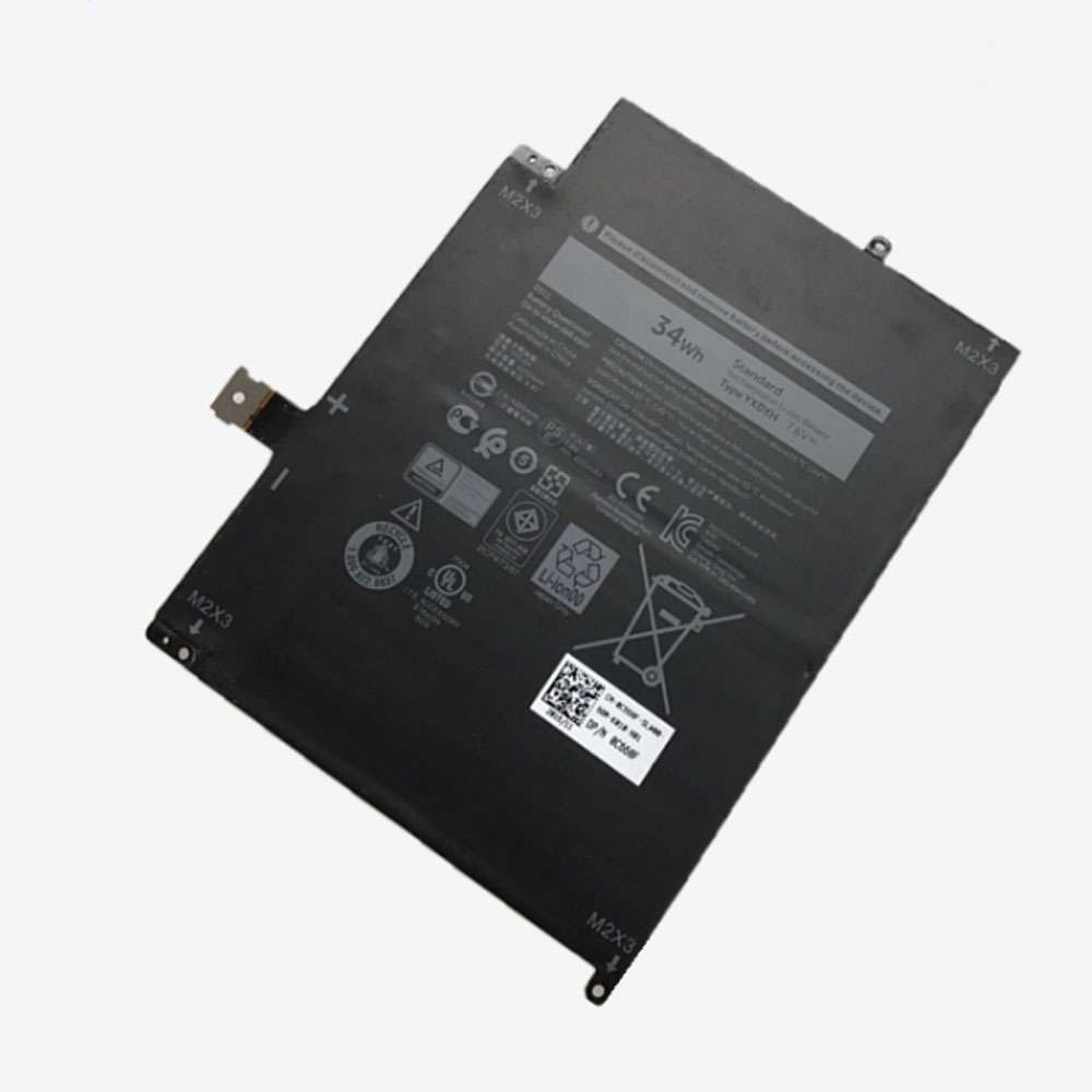 Dell YX0XH battery