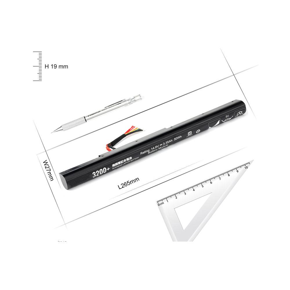 Lenovo L12L4K01 Laptop Akku